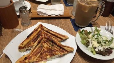 Photo of Tea Room 倉式珈琲店 イオンモール水戸内原店 at 内原2-1, 水戸市, Japan