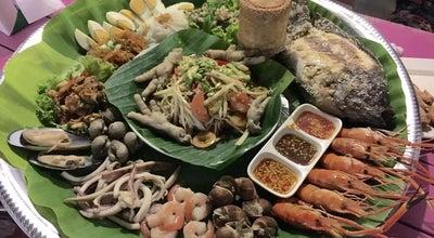 Photo of Food ร้านลาบนัว at Thailand