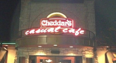 Photo of American Restaurant Cheddar's Casual Cafe at 1425 Benton Blvd, Pooler, GA 31322, United States
