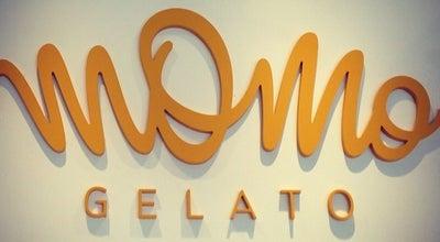 Photo of Ice Cream Shop Momo Gelato at R. Dias Ferreira, 147, Rio De Janeiro 22431-050, Brazil