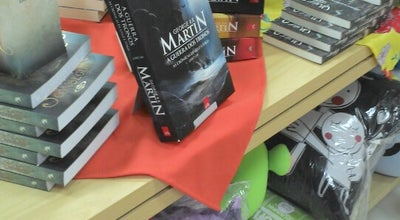 Photo of Bookstore Cia do Livro at Av. Roberto Santos, 60 - Loja 157 - Shopping Itaguari, Santo Antônio De Jesus, Brazil
