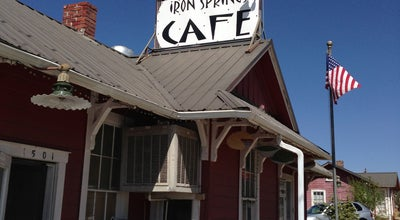 Photo of Cajun / Creole Restaurant Iron Springs Cafe at 1501 W Iron Springs Rd, Prescott, AZ 86305, United States