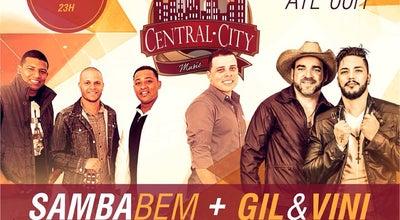 Photo of Nightclub CENTRAL CITY MUSIC BAR at Rua Do Comercio, 63, Santos 11010-141, Brazil