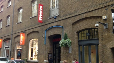 Photo of Theater Donmar Warehouse at 41 Earlham St, London WC2H 9LX, United Kingdom