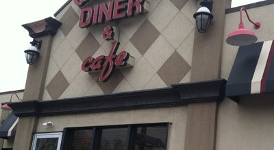 Photo of Diner Galaxy Diner at 293 Saint Georges Ave, Rahway, NJ 07065, United States