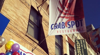 Photo of Seafood Restaurant Crab Spot at 833 Union St, Brooklyn, NY 11215, United States