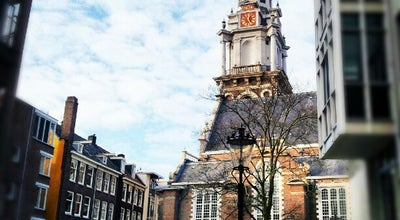Photo of Church Zuiderkerk at Zuiderkerkhof 72, Amsterdam 1011 WB, Netherlands
