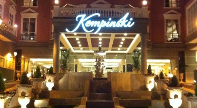 Photo of Hotel Villa Rosa Kempinski at Nairobi, Kenya