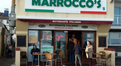 Photo of Italian Restaurant Marrocco's at 8 King's Esplanade, Hove BN3 2WA, United Kingdom