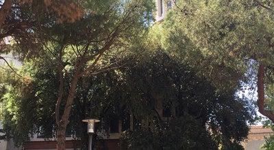 Photo of Park Jardinets De La Caixa at Spain