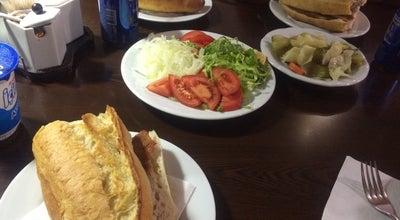 Photo of Seafood Restaurant Dombili Balık Sarayı at Turkey