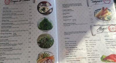 Photo of Sushi Restaurant Shima Sushi at Canada