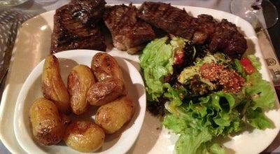 Photo of Argentinian Restaurant Santa Carne at 24 Rue Des Tournelles, Paris 75004, France