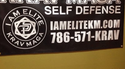 Photo of Tourist Attraction I Am Elite Krav Maga - Day Classes at 90 Sw 8th St, Miami, FL 33130, United States