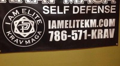 Photo of Martial Arts Dojo I Am Elite Krav Maga at 90 Sw 8th St, Miami, FL 33130, United States