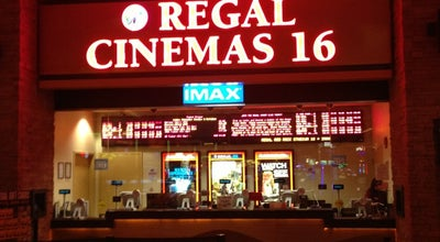 Photo of Movie Theater Regal Cinemas Red Rock 16 & IMAX at 11011 W Charleston Blvd, Las Vegas, NV 89135, United States
