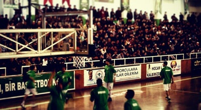 Photo of Basketball Court 19 Eylül Kapalı Spor Salonu at Atatürk Blv., Giresun, Turkey