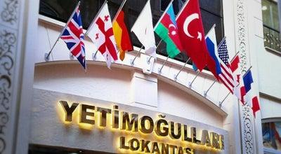 Photo of Kebab Restaurant Yetimoğulları Pide, Kebap ve Yemek Salonu at Gazi Cad. Fındıkkale Arası, Giresun, Turkey