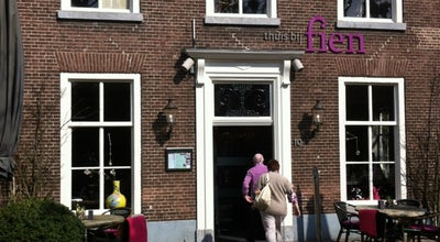 Photo of Cafe Thuis bij Fien at Oude Klapstraat 10, Wijchen 6602 AG, Netherlands