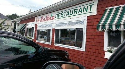 Photo of Pizza Place Pa Raffa's at 2857 Acushnet Ave, New Bedford, MA 02745, United States
