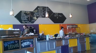 Photo of Coffee Shop Hive, the place to bee at 2139 Macarthur Blvd, Oakland, CA 94602, United States