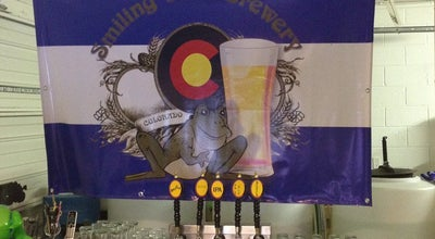 Photo of Brewery Smiling Toad Brewing at 1757 S 8th St, Colorado Springs, CO 80905, United States