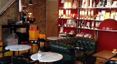 Photo of Coffee Shop Normo at Minderbroedersrui 30, Antwerpen 2000, Belgium