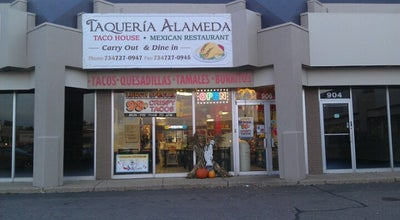 Photo of Taco Place Taqueria Alameda at 906 S Wayne Rd, Westland, MI 48186, United States