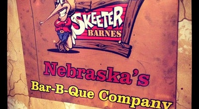 Photo of BBQ Joint Skeeter Barnes at 516 2nd Ave S, Kearney, NE 68847, United States