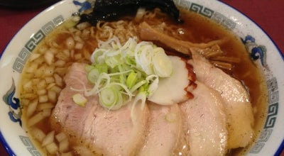 Photo of Ramen / Noodle House 自家製麺 麺藤田 at 香澄町1-7-1, 山形市 990-0039, Japan
