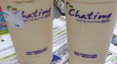 Photo of Bubble Tea Shop Chatime 日出茶太 at 207-b Wilson St., San Juan City, Philippines