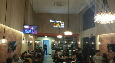Photo of Burger Joint Burger Lab Experience at R. Moliere, 198, São Paulo 04671-090, Brazil