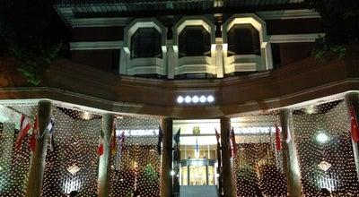Photo of Hotel Достық / The Dostyk Hotel at Ул. Курмангазы, 36, Almaty 050021, Kazakhstan
