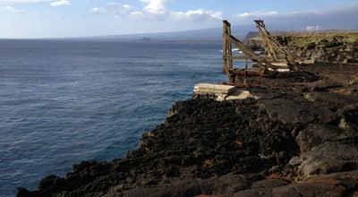 Photo of Scenic Lookout Ka Lae (South Point), Hawaii's Big Island at South Point Road, Kau, HI 96772, United States
