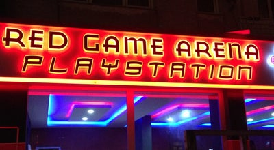 Photo of Arcade Red Game Arena İstasyon at Sivas, Turkey