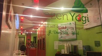 Photo of Dessert Shop Frozen Yogi at Jl Dewi Sita, Ubud 80571, Indonesia
