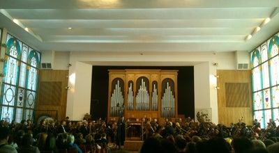 Photo of Concert Hall Муниципальный концертный зал органной и камерной музыки at Красная Ул., 122, Краснодар 350000, Russia
