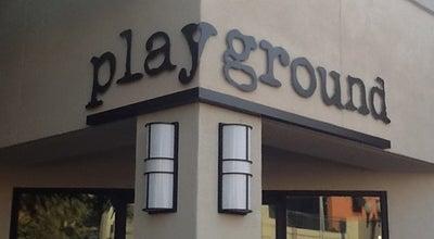 Photo of American Restaurant Playground DTSA at 220 E 4th St, Santa Ana, CA 92701, United States