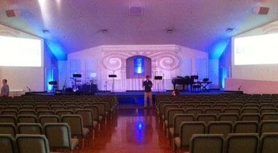Photo of Church Waxahachie Bible Church at 621 N Grand Ave, Waxahachie, TX 75165, United States