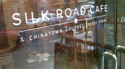 Photo of Tea Room Silk Road Cafe at 30 Mott St, New York, NY 10013, United States