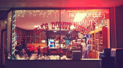 Photo of Donut Shop Jim's Donut Shop at 122 E National Rd, Vandalia, OH 45377, United States