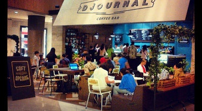 Photo of Coffee Shop DJOURNAL COFFEE at Grand Indonesia Shopping Town, Pandawa, Jakarta Pusat 10310, Indonesia