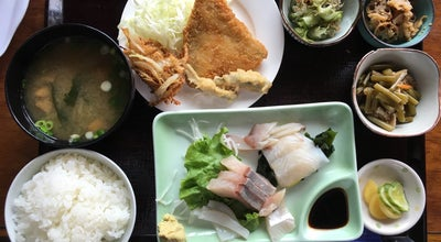 Photo of Japanese Restaurant 白菊 at 仙崎南町4295-8, 長門市, Japan