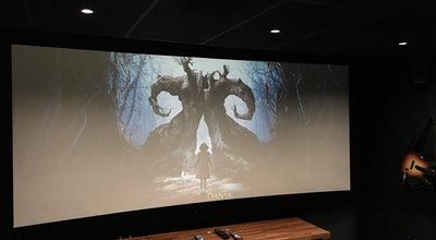 Photo of Indie Movie Theater Kinopoli at Otakaari 20, Espoo, Finland