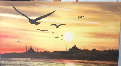 Photo of Art Gallery Palet Resim Atölyesi at Aksaray, Turkey