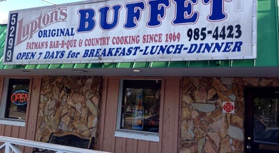 Photo of BBQ Joint Luptons Buffet & Catering at 5299 E Busch Blvd, Temple Terrace, FL 33617, United States
