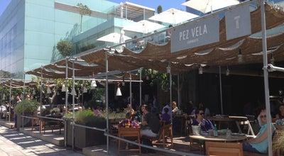 Photo of Mediterranean Restaurant Pez Vela at Passeig Del Mare Nostrum, 19 - 21, Barcelona 08039, Spain