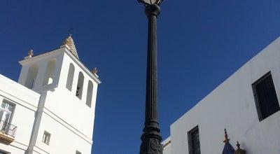 Photo of Church Iglesia de Santa Cruz at Pz. Fray Felix, Cadiz, Spain