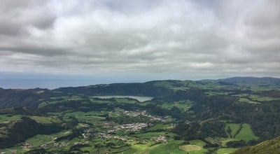 Photo of Scenic Lookout Miradouro Salto do Cavalo at Furnas, Portugal