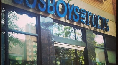 Photo of American Restaurant Busboys and Poets at 4251 Campbell Ave, Arlington, VA 22206, United States